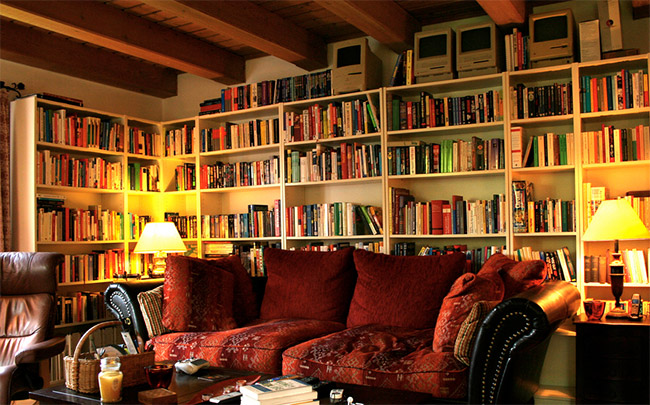 Bucherzimmer Einrichten 9 Einrichtungsbeispiele Zum Nachmachen